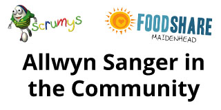 Allwyn Sanger in the Windsor & Maidenhead community